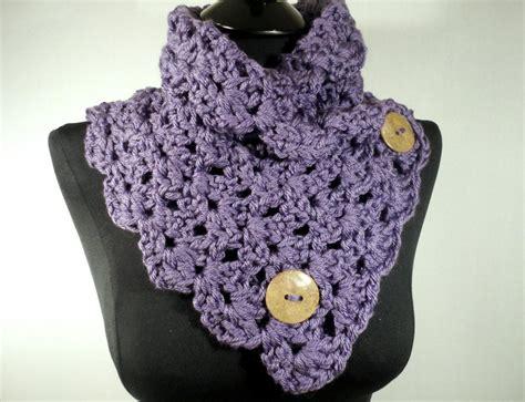 pattern crochet cowl neck scarf crochet neck scarf patterns free crochet and knit