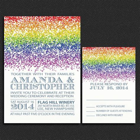 13 best rainbow baby shower invitations images on