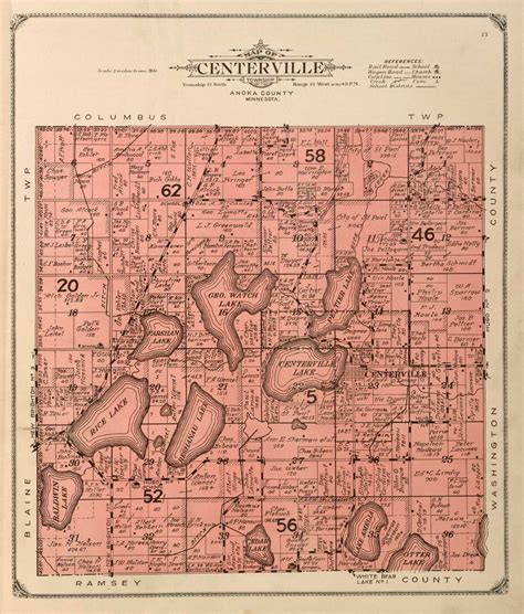 Anoka County Marriage Records Anoka County Maps
