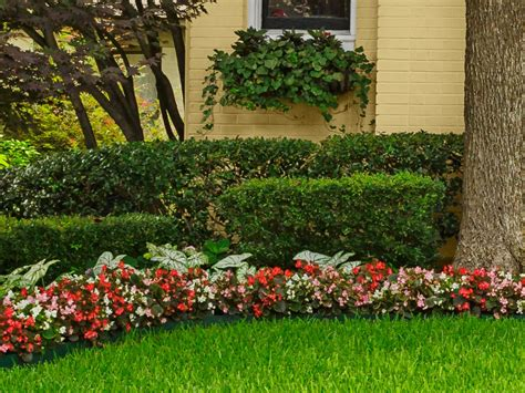 Flower Garden In Dallas Curb Appeal Ideas From Dallas Tx Landscaping Ideas And Hardscape Design Hgtv