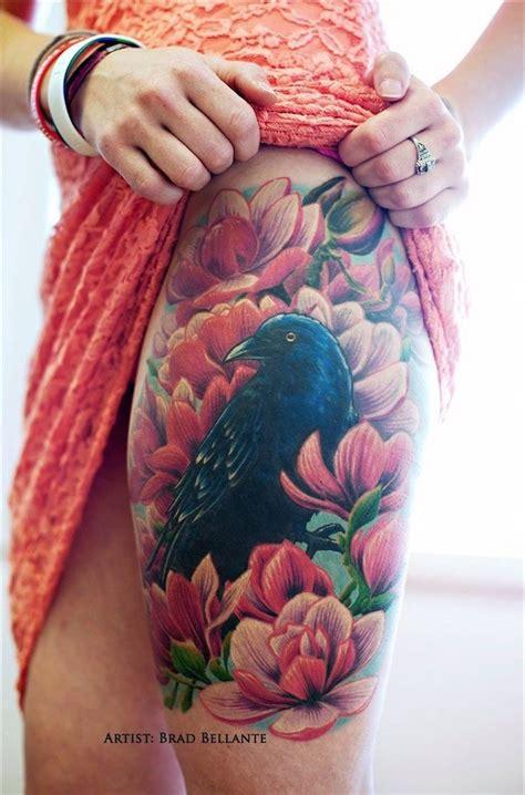 88 Best Flower Tattoos On The Internet Amazingly Beautiful Flower Garden Tattoos