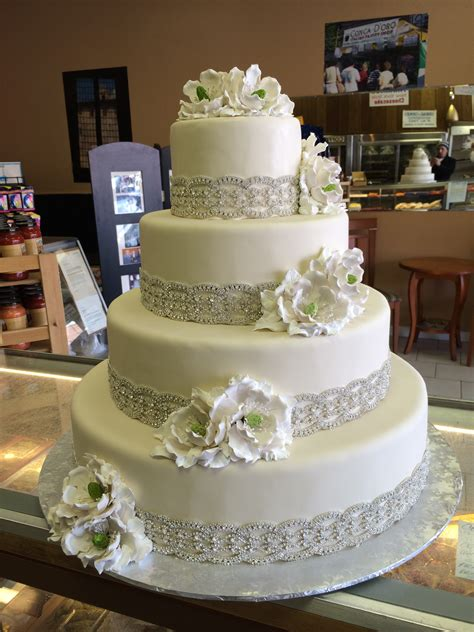 wedding cakes conca doro italian pastry shop