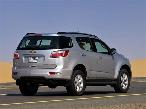 chevrolet trailblazer hd cars wallpapers chevrolet trailblazer