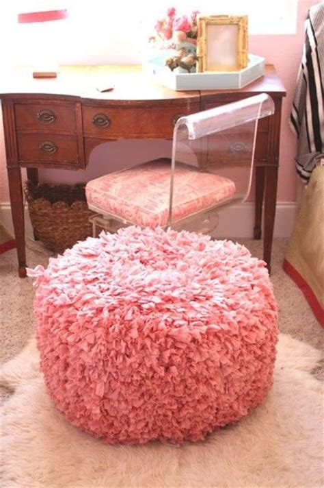 what does ottoman how does one make such a thing rag rug poof ottoman how