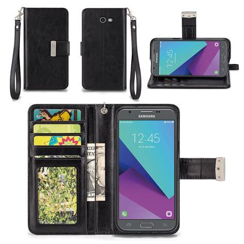 Samsung J3 Pro Prime samsung galaxy j3 prime wallet phone flip cover