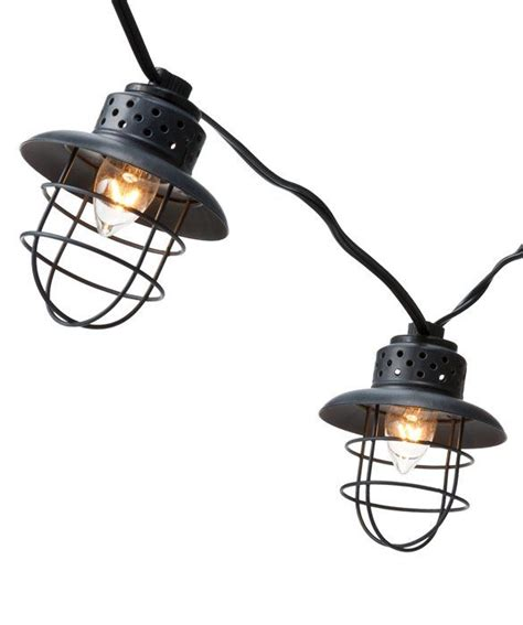 Target Patio Lights These Outdoor Lights Are Awesome Smith Hawken Metal Cage String Lights At Target Stores 25