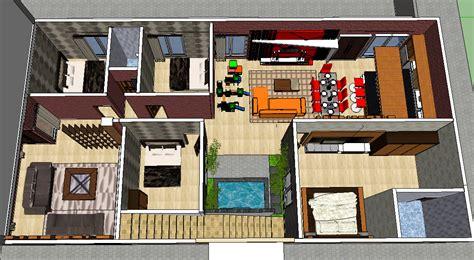layout kantor sederhana renovasi bangunan gudang menjadi hunian minimalis nyaman