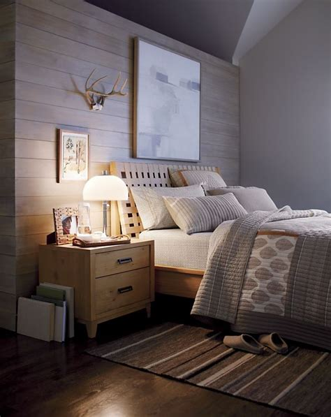 chambre style moderne id 233 es et photos pour une chambre de style moderne rustique