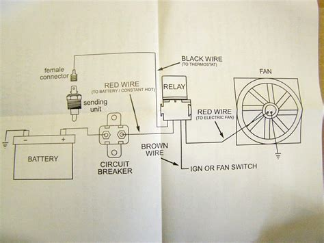 silverado electric fan wiring diagram 37 wiring diagram