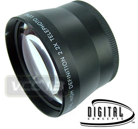 Sony Tele Conversion Vcl Dh2637 For Lens Ring 37mm for sony vcl dh1774 74m 2 2x telephoto conversion lens