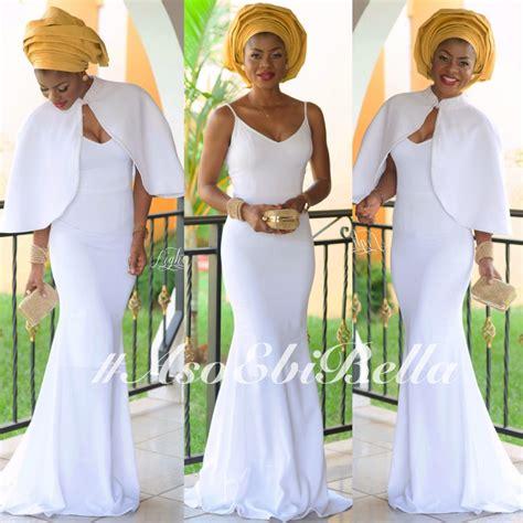 aso ebi nigerian women outfits aso ebi nigerian traditional wedding style my fashion s