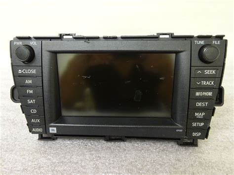 toyota prius touch screen not working toyota prius mfd navigation touch screen repair highline