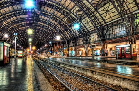 toms train station you just got to see it milan train station at midnight if you want to see how i