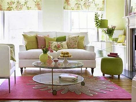 Sofa Ideas For Small Living Room Apartments How To Decorate Your Small Living Room Apartment Ideas Pink Smooth Rug Yellow Wall