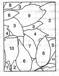 leaf collage coloring page coniferous leaf coloring coloring pages