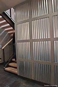 gallery for gt corrugated metal wall