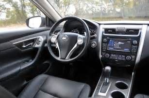 Inside Of Nissan Altima Altima From Nissan Recieved Important Upgrades