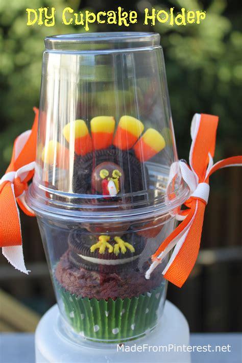 diy cupcake holder diy cupcake holder made from