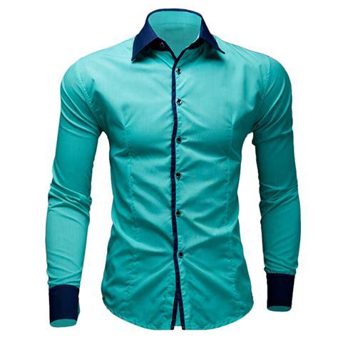 aliexpress compre marca new mens camisas de vestido