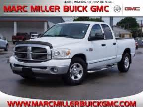 Marc Miller Buick Gmc New And Used Dodge Ram 2500 For Sale In Tulsa Ok Cars