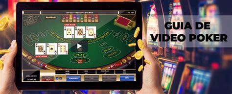 regras  video poker aprenda  jogar poker video poker