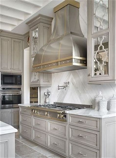 Grey Washed Cabinets by 25 Best Ideas About Stove Hoods On Stove Vent