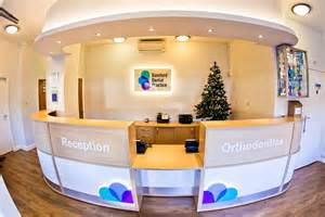 Office Table Front Design Office Reception Design Bolton Manchester Cheshire