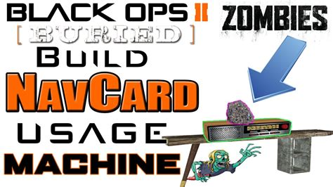 tutorial zombies black ops navcard usage machine buried tutorial call of duty