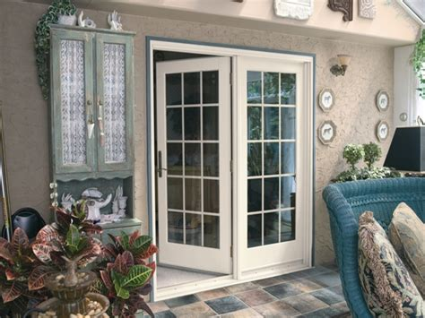 interior french patio doors renewal by andersen french patio door interior designs