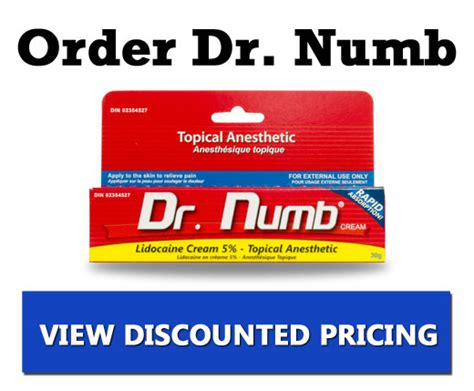 numbing cream get the best deals on numbing creams