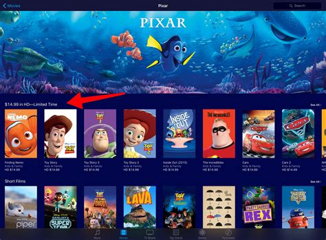 Film Disney Pixar Terbaru | pixar movie sale on itunes rope drop dot net
