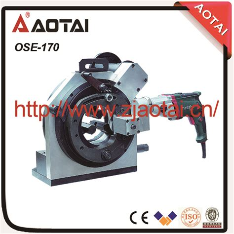 Saw Bit Blade Cold Cutting Manual Orbital Pipe Cutter And