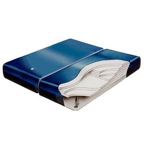 Waterbed Mattress Best Waterbed For Couples Dual Waveless Boyd Waterbed