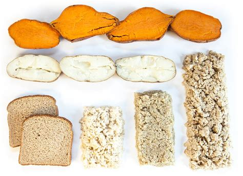 whole grains vegetables and fruits are primary sources of what are carbs