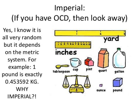 metric vs imperial imperial vs metric