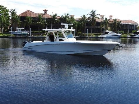 boston whaler boat reviews boston whaler 380 outrage video boat review boats