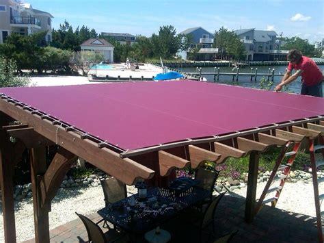 Pergola Design Ideas Waterproof Pergola Covers Pink