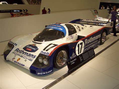 Porsche 962c by File Porsche 962c Le Mans 1985 Frontleft 2009 03 14 A Jpg
