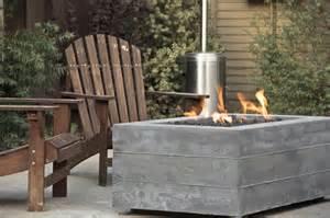 Concrete Firepit Buckshot Firepit Concrete Wave Design Concrete Countertops Fireplaces Patios Furniture