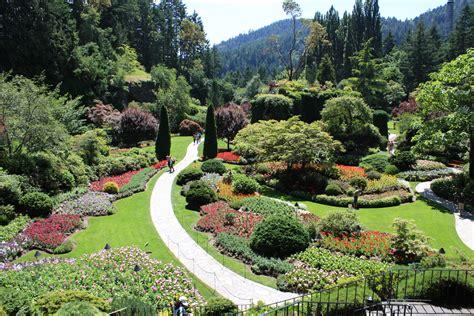 butchart gardens flickr photo