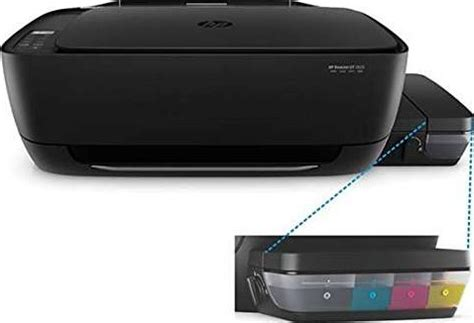 Printer Hp Gt hp wireless ink tank gt 5820 all in one printer print scan copy wifi buy best price in uae