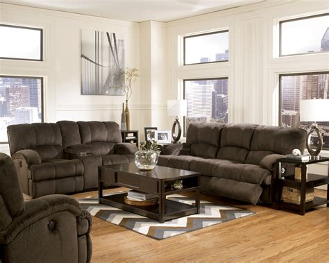 buy kiska chocolate living room set by from www