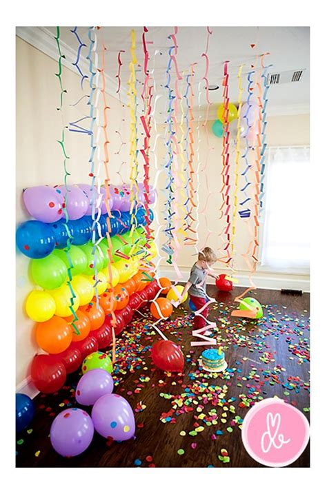 Birthday Wall Decorations by It S Written On The Wall Fabulous Decorations For