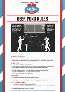 how to play beer pong by jono pryor