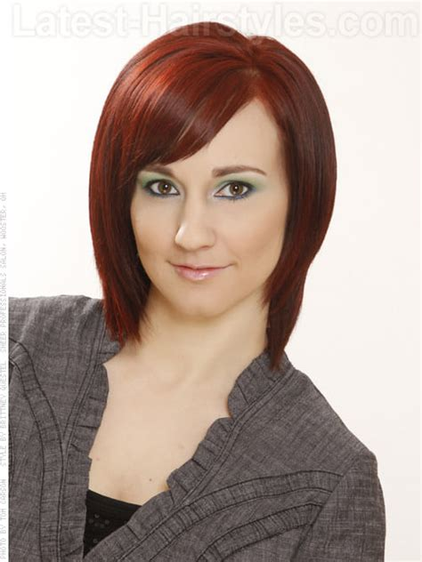 the difference in tapered and layered hair 31 layered bob hairstyles so hot we want to try all of them