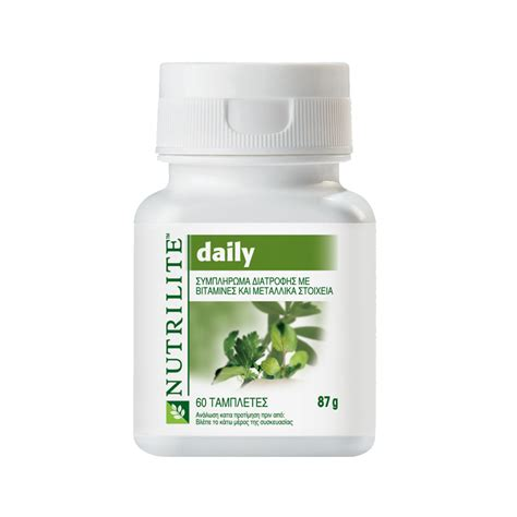 Suplemen Amway Nutrilite Daily Vitamins Home