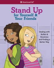 libro stand up for yourself stand up for yourself your friends dealing with bullies bossiness and finding a better way