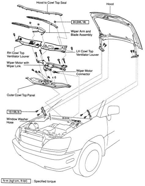 on board diagnostic system 2000 lexus rx electronic throttle control repair guides engine mechanical components engine autozone com