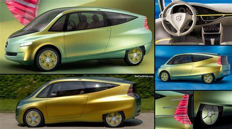 mercedes benz bionic concept car  pictures