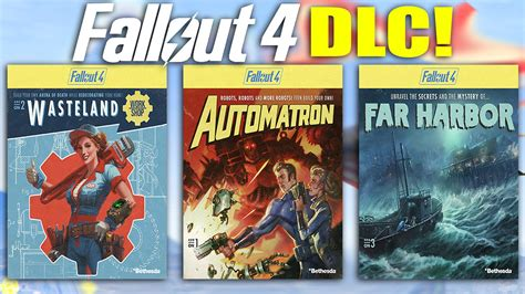 Fallout 4 Automatron Mini Game by Fallout 4 Automatron Trailer Released Invision Game